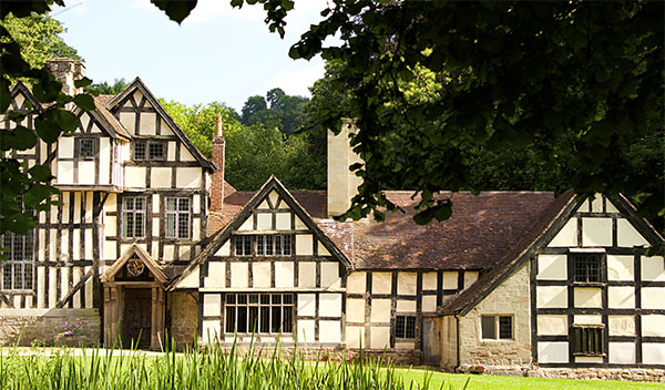 Wythall Estate, Herefordshire. Home of English wines